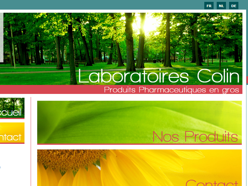 Laboratoires Colin